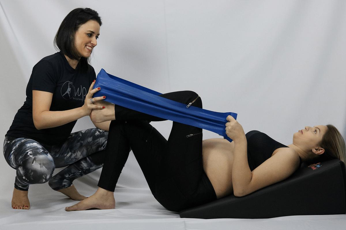 Patricia Valeriano Pilates Para Gestantes