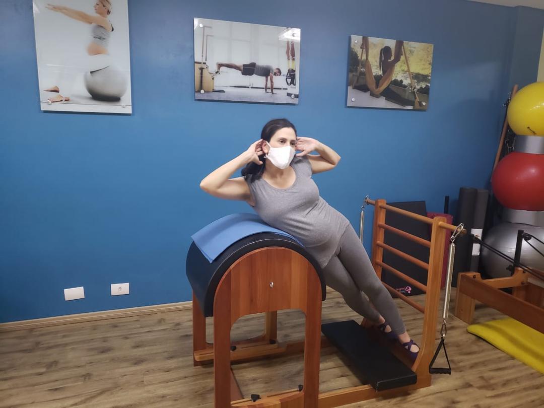 exercícios durante a gestação