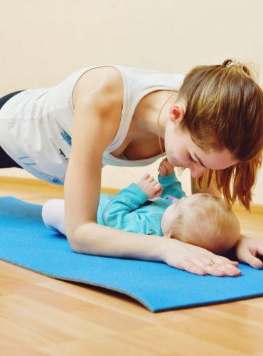 Quando voltar a realizar exercícios após o parto?